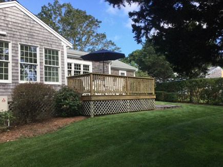 Orleans Cape Cod vacation rental - Spacious, private back yard!