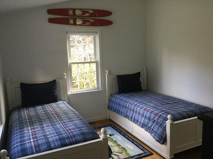 Orleans Cape Cod vacation rental - Third bedroom with 2 twins.