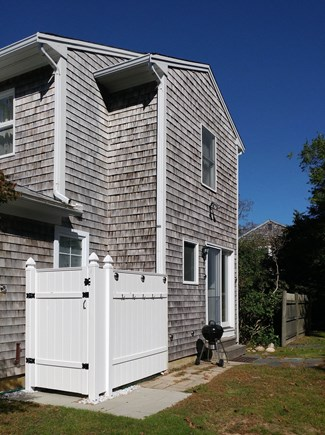 Barnstable Village Cape Cod vacation rental - Private outdoor shower - so refreshing
