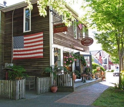 Barnstable Village Cape Cod vacation rental - Walk to quaint Main Street shops, museums, restaurants & more!