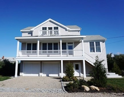 New Silver Beach, No. Falmouth Cape Cod vacation rental - Exterior Front View