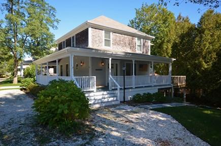 Megansett, No. Falmouth Cape Cod vacation rental - Front exterior