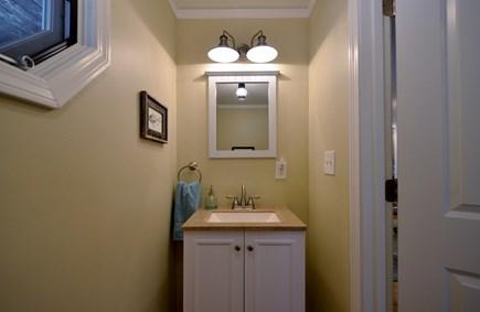 Megansett, No. Falmouth Cape Cod vacation rental - 1/2 bath on first floor