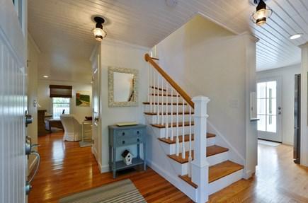 Megansett, No. Falmouth Cape Cod vacation rental - Front entrance hall