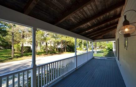 Megansett, No. Falmouth Cape Cod vacation rental - Wrap around porch