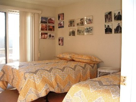 North Falmouth  Cape Cod vacation rental - 2nd floor bedroom with twins