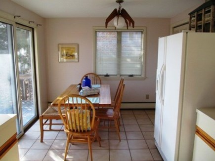 North Falmouth  Cape Cod vacation rental - Kitchen eating area
