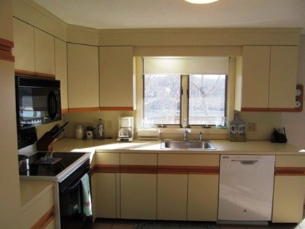 North Falmouth  Cape Cod vacation rental - Kitchen working area