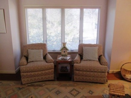 North Falmouth  Cape Cod vacation rental - Living room sitting area
