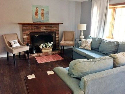 Brewster Cape Cod vacation rental - Spacious family room...