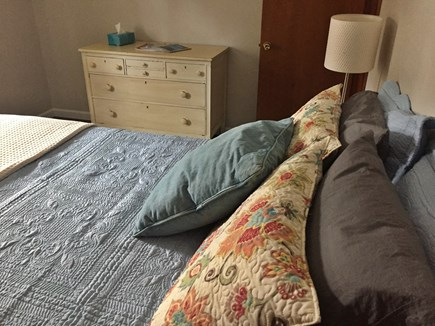 Brewster Cape Cod vacation rental - Third bedroom with queen sized bed