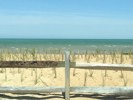 Brewster Cape Cod vacation rental - Breakwater Beach just a mile and 1/2 away