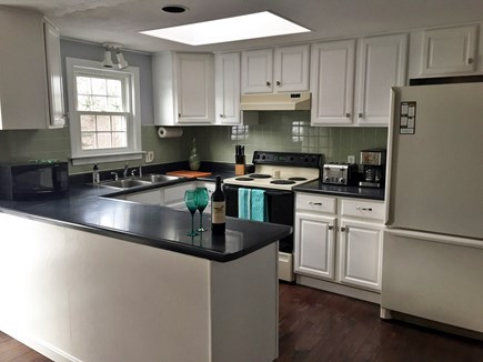 Brewster Cape Cod vacation rental - Updated fully stocked kitchen.