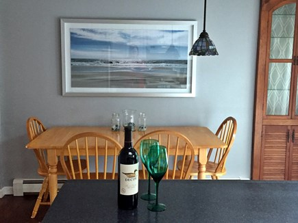 Brewster Cape Cod vacation rental - With plenty of seating...