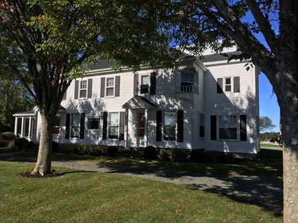West Dennis Cape Cod vacation rental - Spacious antique colonial w/ parking for 4 cars