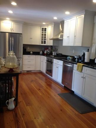 West Dennis Cape Cod vacation rental - Modern kitchen
