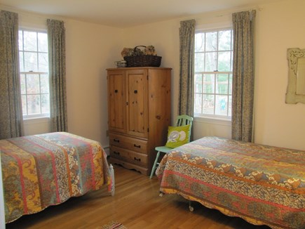 Eastham Cape Cod vacation rental - 1st floor 2 twin bedroom