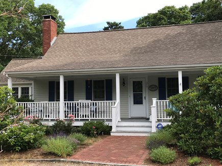 Eastham Cape Cod vacation rental - Farmer's porch