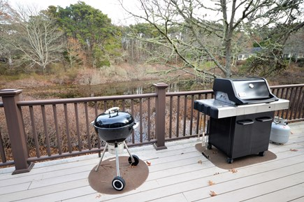 Orleans Cape Cod vacation rental - Grill area