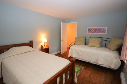 Orleans Cape Cod vacation rental - Main level bedroom with day bed and full bed