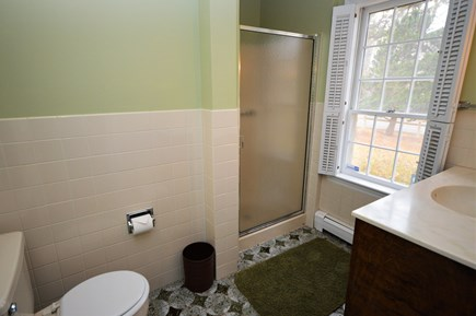Orleans Cape Cod vacation rental - Lower level bathroom with shower