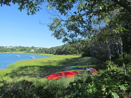 Orleans Cape Cod vacation rental - Deeded access to Mill Pond for kayaking and more