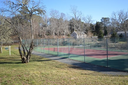 Orleans Cape Cod vacation rental - Access to private association tennis courts.