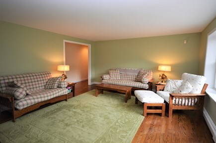Orleans Cape Cod vacation rental - Spacious living room with lots of light