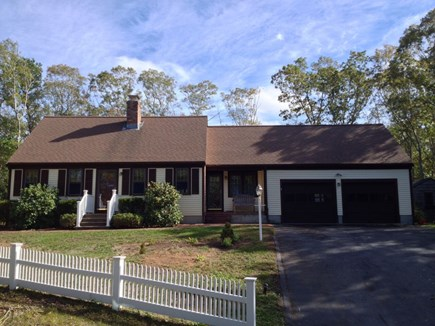 Dennis Cape Cod vacation rental - Front of Home