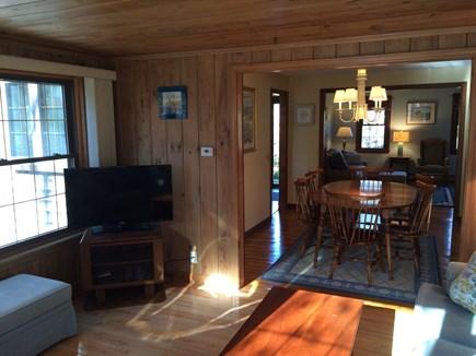 Dennis Cape Cod vacation rental - Den