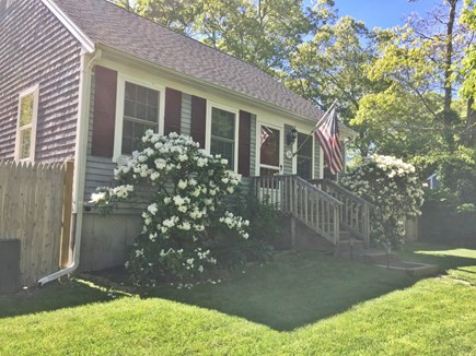 Dennis Cape Cod vacation rental - Front of Sandy Paws