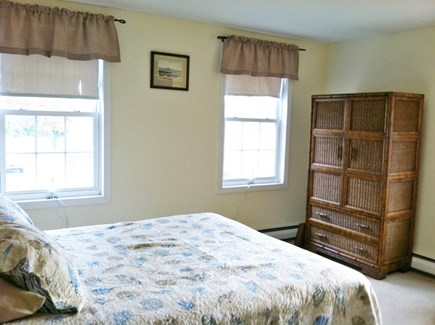Dennis Cape Cod vacation rental - Master Bedroom with queen bed and lots of storage