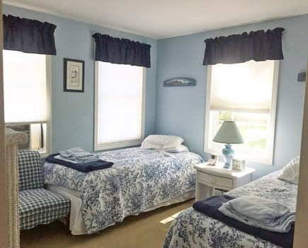 Dennis Cape Cod vacation rental - Bright Twin Bedroom