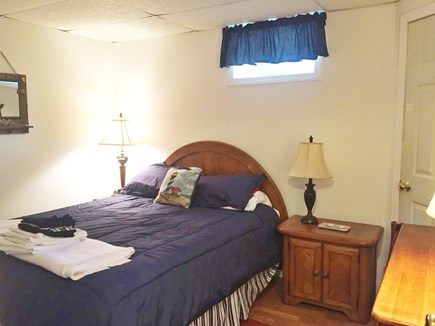 Dennis Cape Cod vacation rental - Queen bedroom in lower level