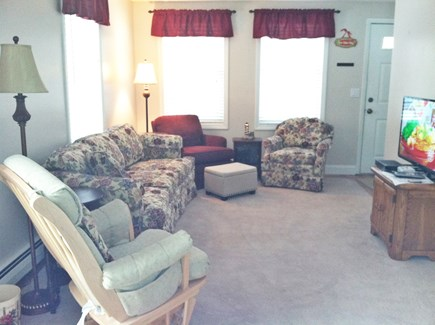 Dennis Cape Cod vacation rental - Comfortable Living Room
