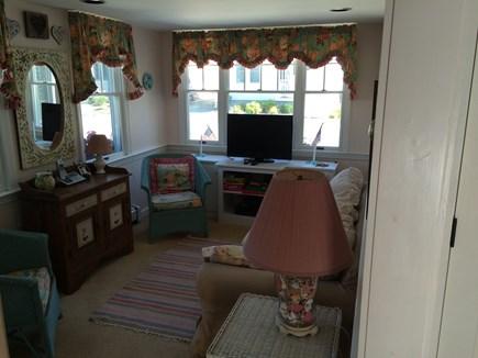 Harwich Port Cape Cod vacation rental - TV Room