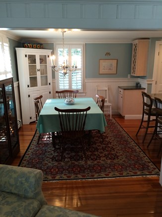 Harwich Port Cape Cod vacation rental - Dining Room