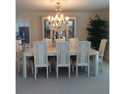 Falmouth Cape Cod vacation rental - Formal dining room with seating for eight