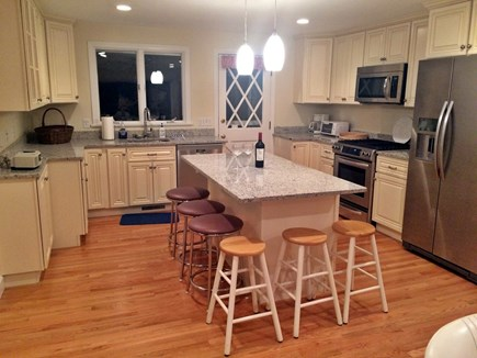 Falmouth Cape Cod vacation rental - Totally updated kitchen with new appliances