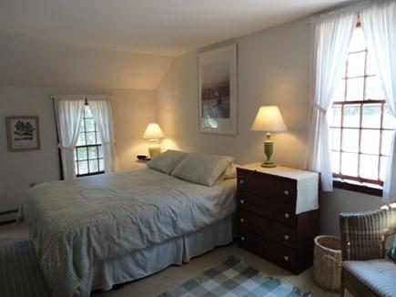 Wellfleet Cape Cod vacation rental - Main bedroom upstairs. Full bath in hall.