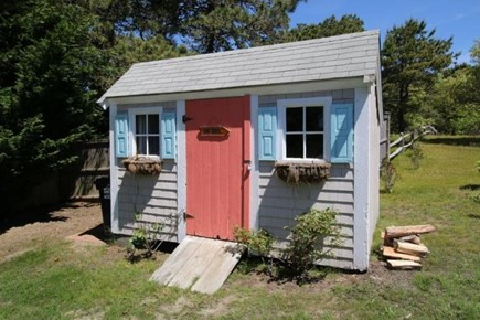 Chatham Cape Cod vacation rental - Shed