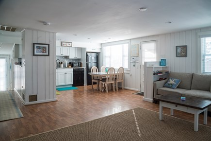 Chatham Cape Cod vacation rental - Open Living, Dining, Kitchen area