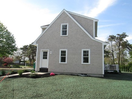 Dennis Cape Cod vacation rental - Back of house