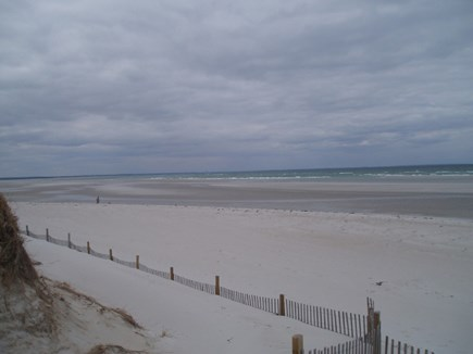 Dennis Cape Cod vacation rental - Beautiful Mayflower Beach is just 2/10 mile away!