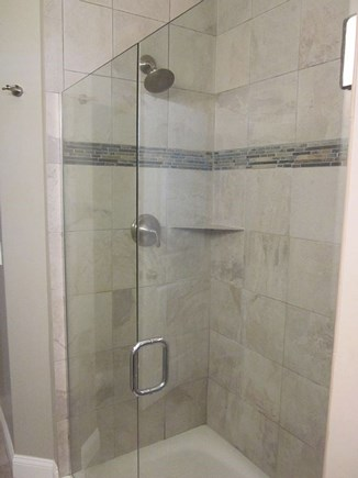 Dennis Cape Cod vacation rental - Master  5' walk in shower