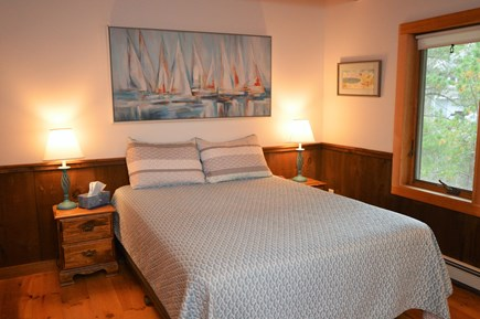 Eastham Cape Cod vacation rental - Master bedroom on 2nd floor with queen bed