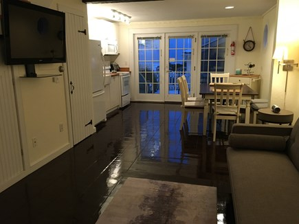 New Seabury, Mashpee New Seabury vacation rental - Open Floorplan. View from Living Room.