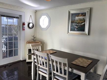 New Seabury, Mashpee New Seabury vacation rental - Dining Room. Sit 6 comfortably.