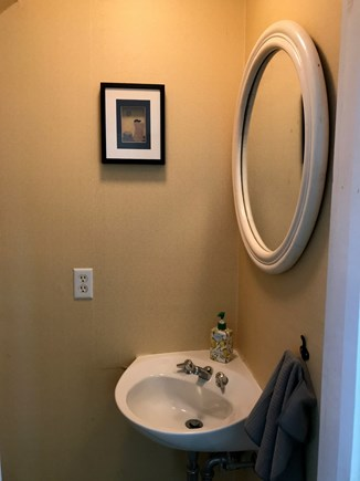 New Seabury, Mashpee New Seabury vacation rental - Half-bath on the first floor.