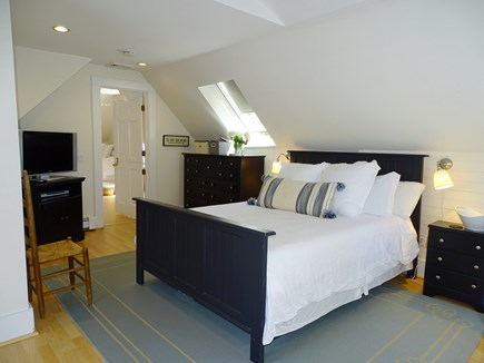Orleans Cape Cod vacation rental - 2nd floor master with queen bed, 2 skylights